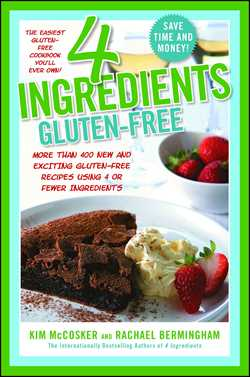 9781451635713 Review: 4 Ingredients Gluten Free