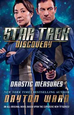 Star Trek Discovery: Drastic Measures